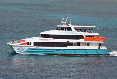 Tours in Cancún and Riviera Maya Ferry One Way CZM - Barcos Caribe