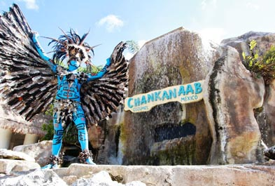 Tours in Cancún and Riviera Maya Discover Chankanaab Basic