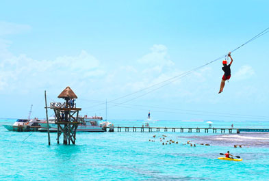 Tours in Cancún and Riviera Maya Royal Garrafon