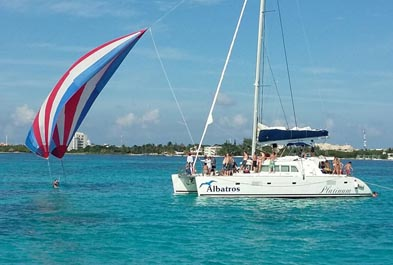 Tours in Cancún and Riviera Maya Albatros Get Up & Go