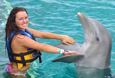 Tours in Cancún and Riviera Maya Dolphin CAT IM & Royal Swim