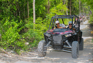 Tours in Cancún and Riviera Maya Outdoor Adventure